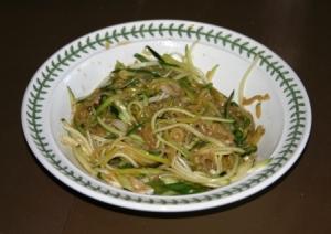 zucchini noodles small