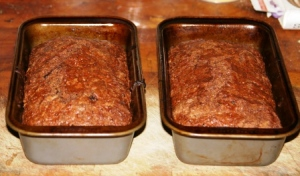 Chocolate Zucchini Bread small
