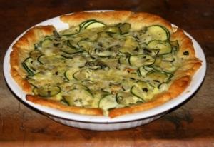 Italian Zucchini Pie small