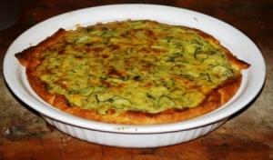 Zucchini pie small